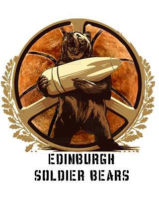Edinburgh Soldier Bears basketball team logo